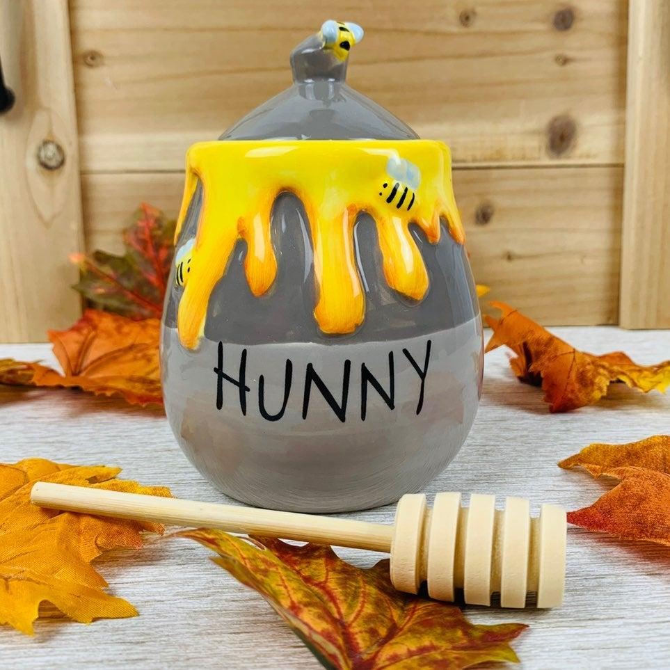 Winnie the Pooh Hunny Jar Canister