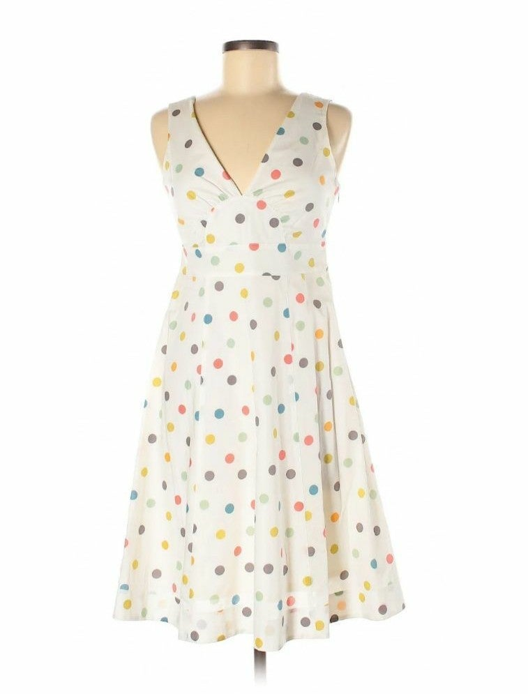 Retro Pinup Dress Rockabilly Style
