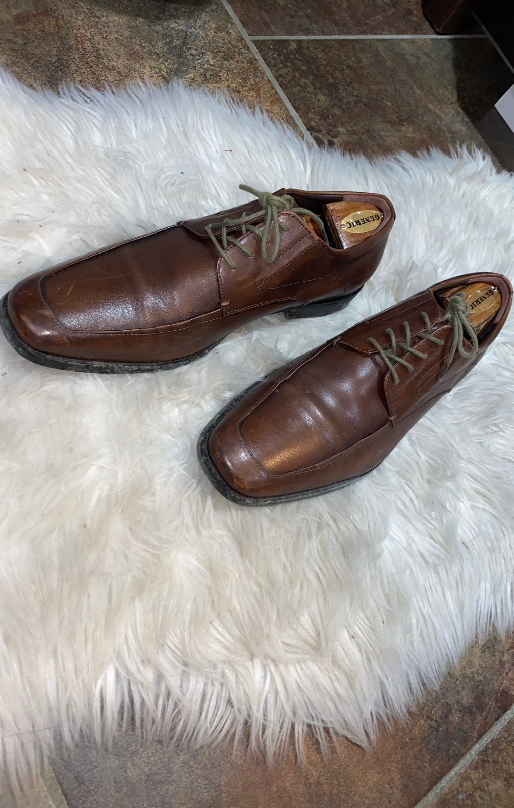 mens loafers brown