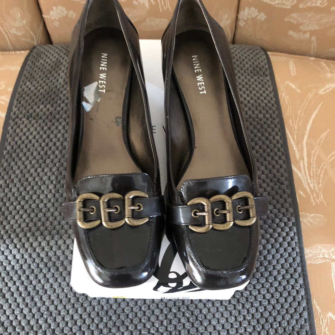 Nine West Brown Shoe