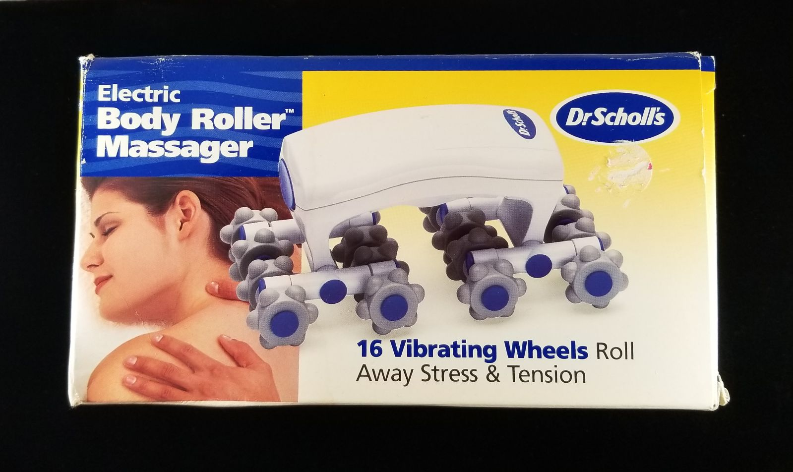 Dr Scholls Electric Body Roller Massager
