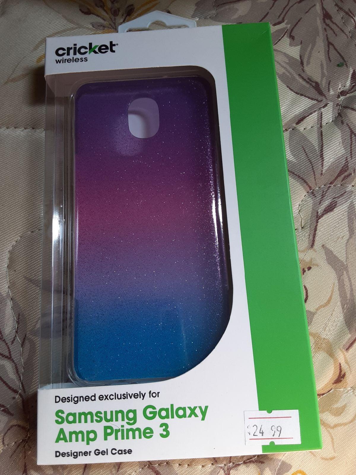 Samsung Galaxy amp prime 3 phone case