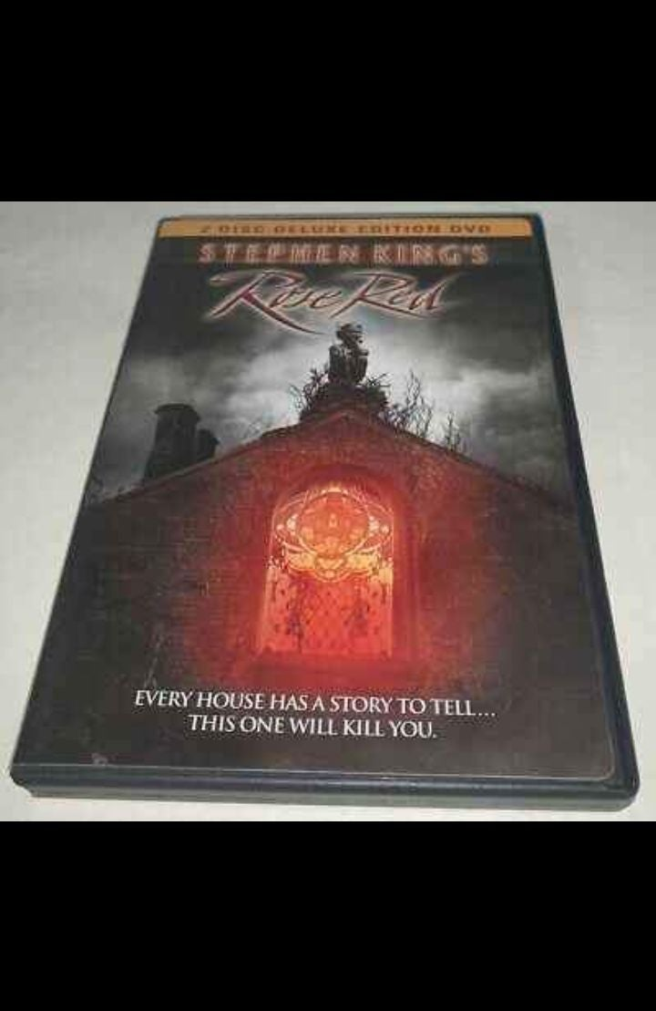 Rose Red Dvd 2 disk deluxe edition