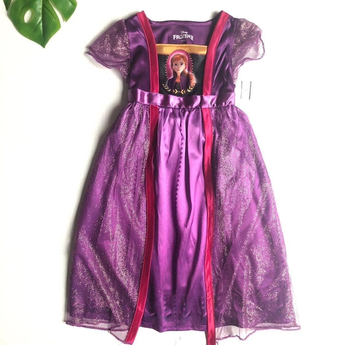 Frozen II Anna Nightgown 2T