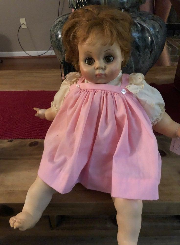1977 Mary Mine Doll -Madame Alexandria