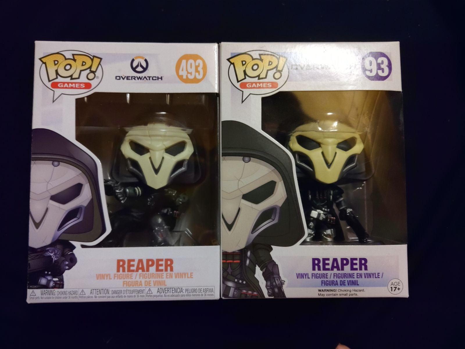 Overwatch Reaper Lot! (7/10) PLEASE READ