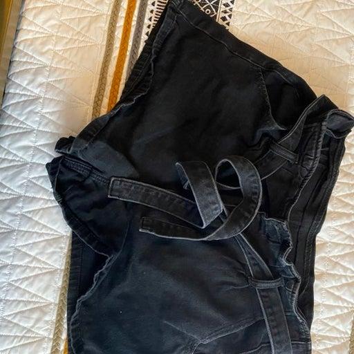 Paperbag shorts american eagle