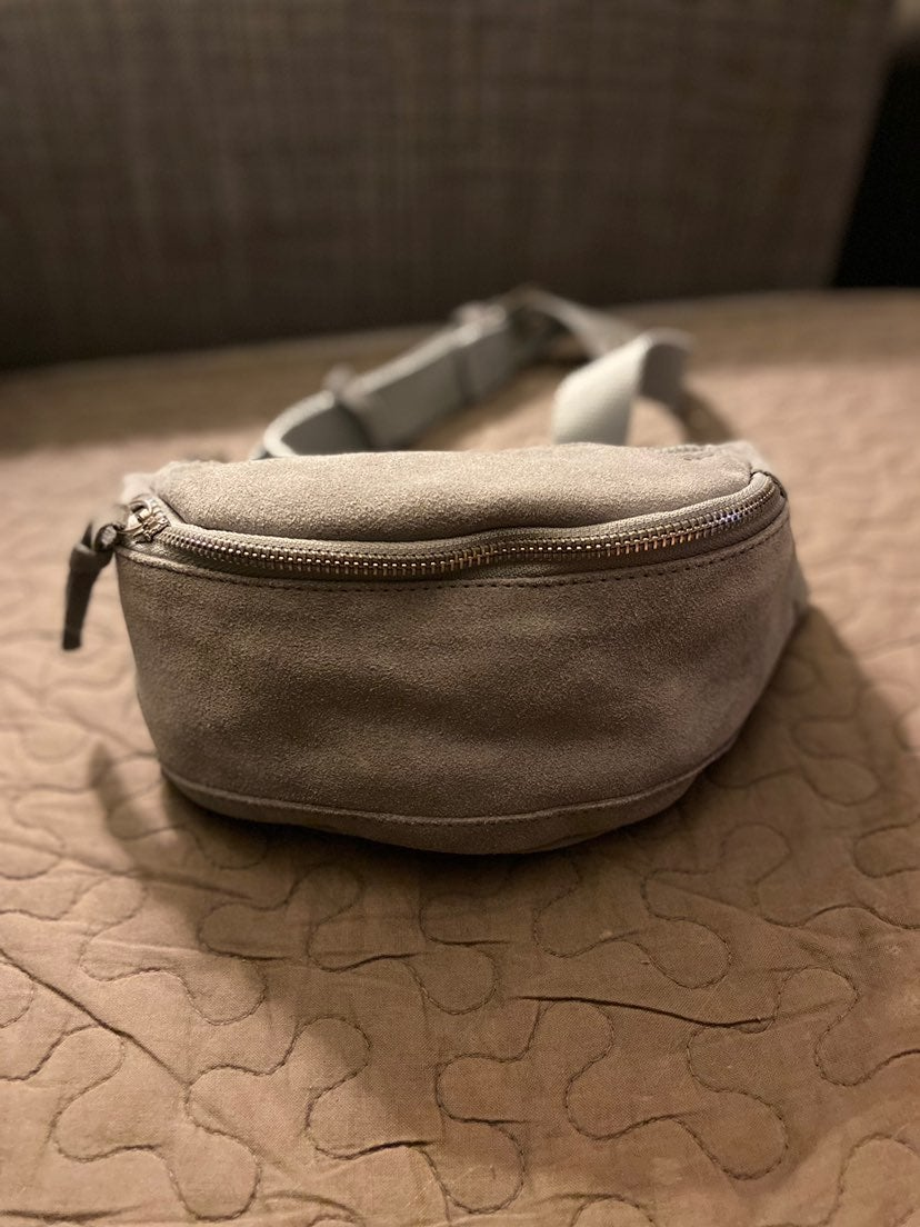 Urban Outfitters Suede Fanny Pack