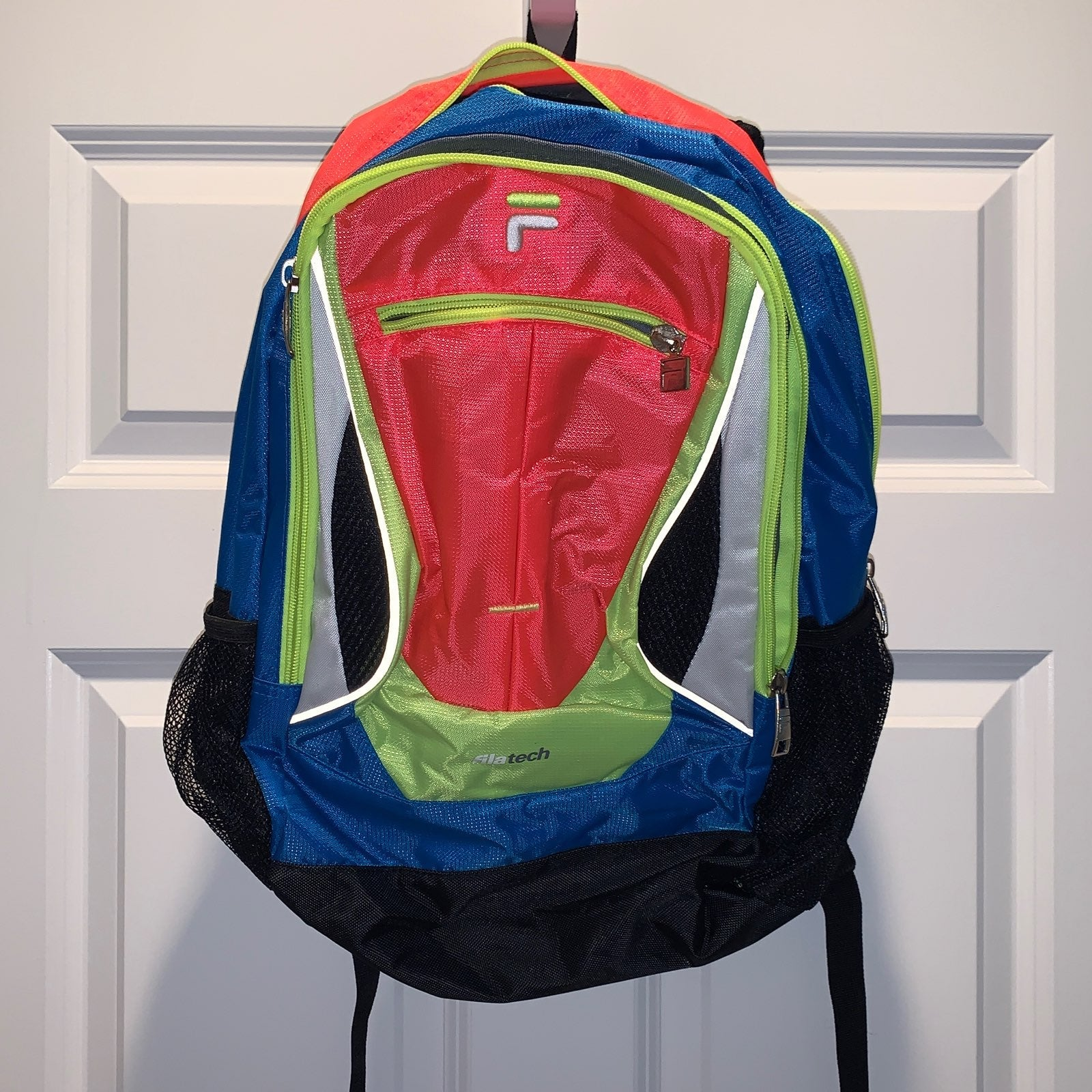 Neon Backpack Fila Brand New with Tags