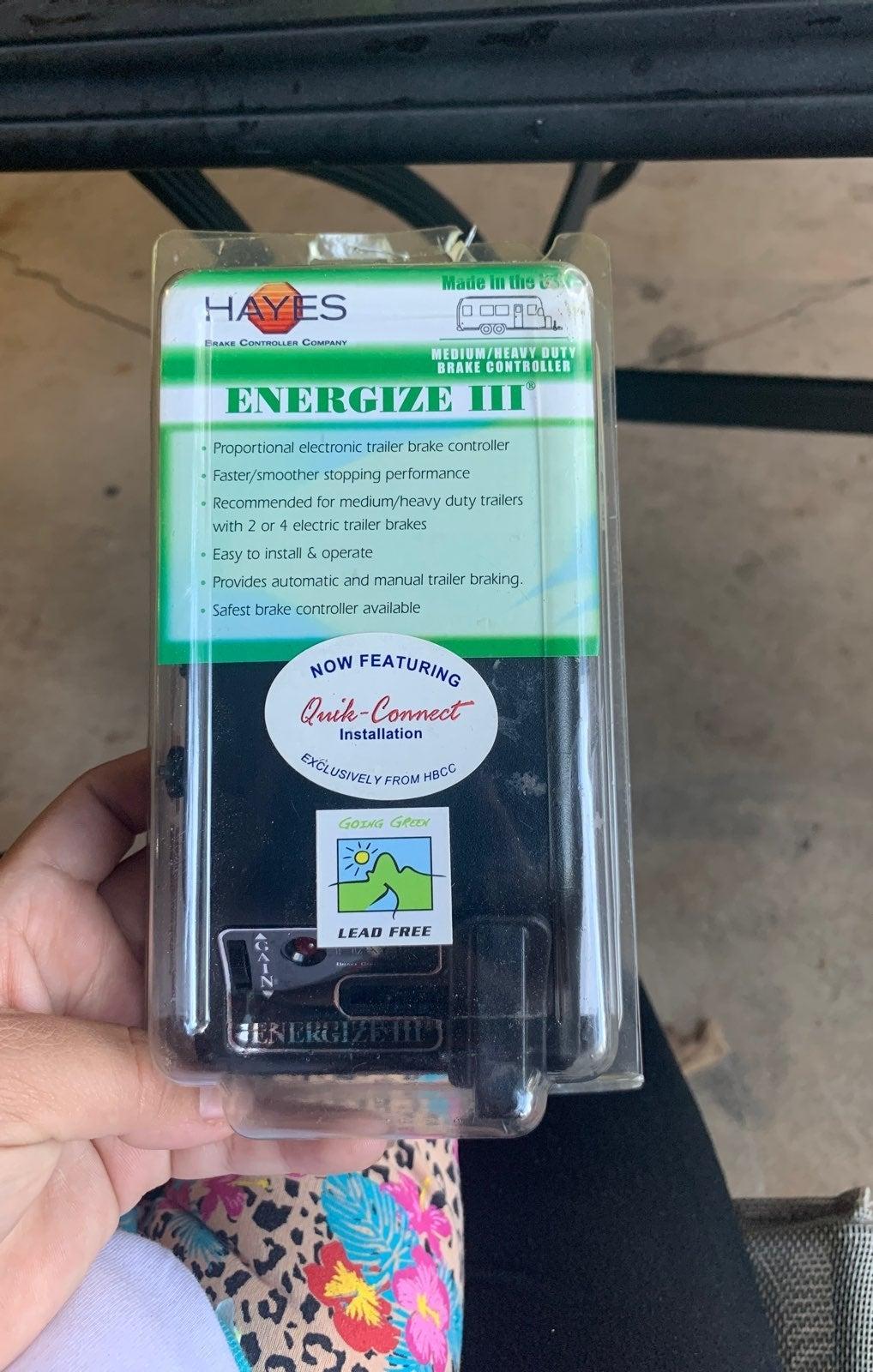 Hayes Energize 3 Brake controller