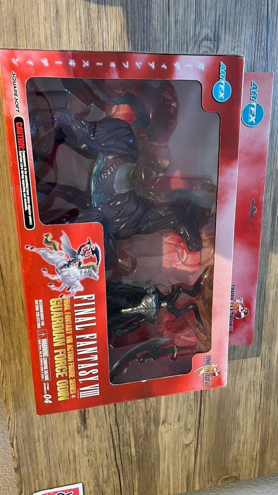 Final fantasy guardian 2 action figures