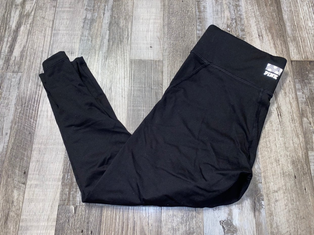 Victorias secret ultimate black leggings