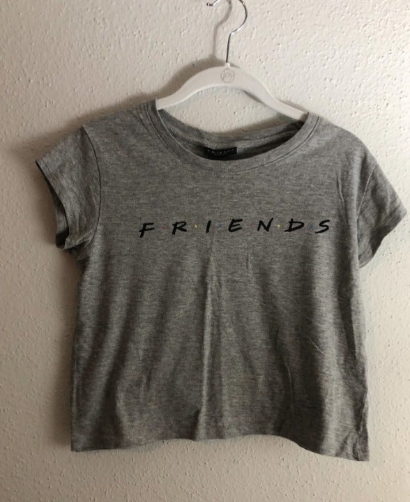 Friends Graphic Cropped Tee | SALE 5/$30