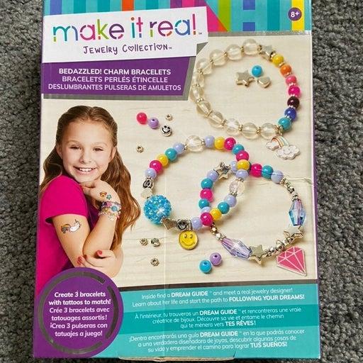 New Bedazzled! Charm Bracelets Kit