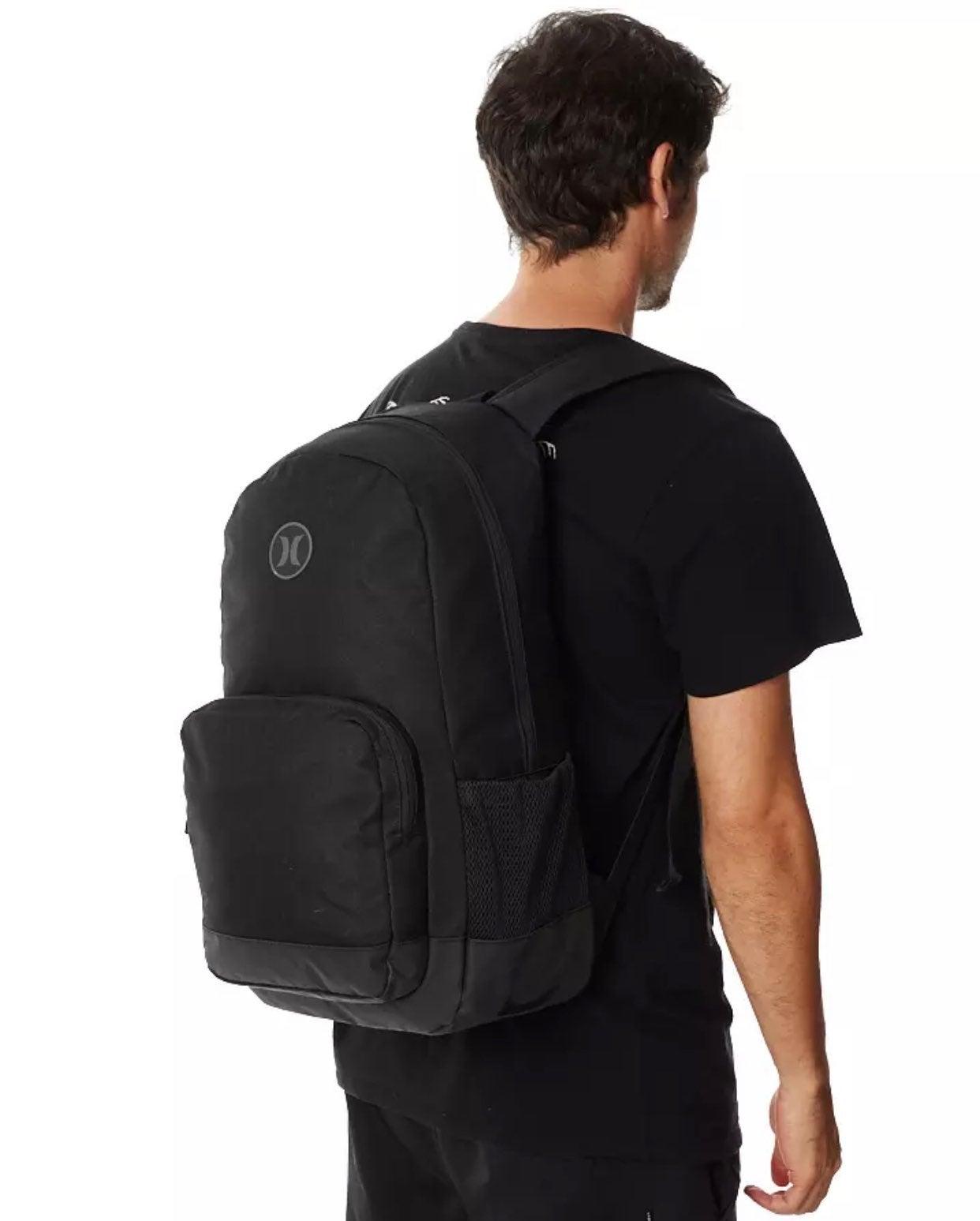 Hurley Renegade Solid Backpack Black NWT