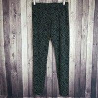 014691d5f30144 CAbi #3212 leopard print Safari legging