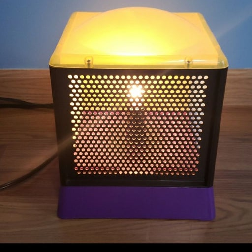 Lite cube cra-z-art light toy