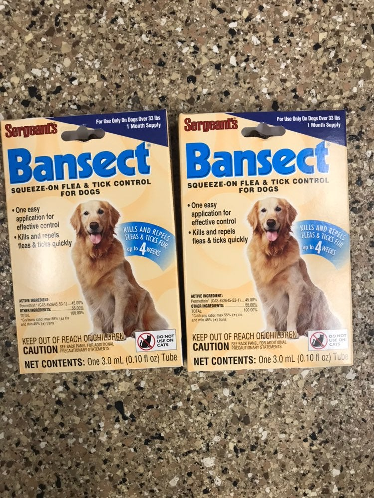 Bansect Flea and tick control
