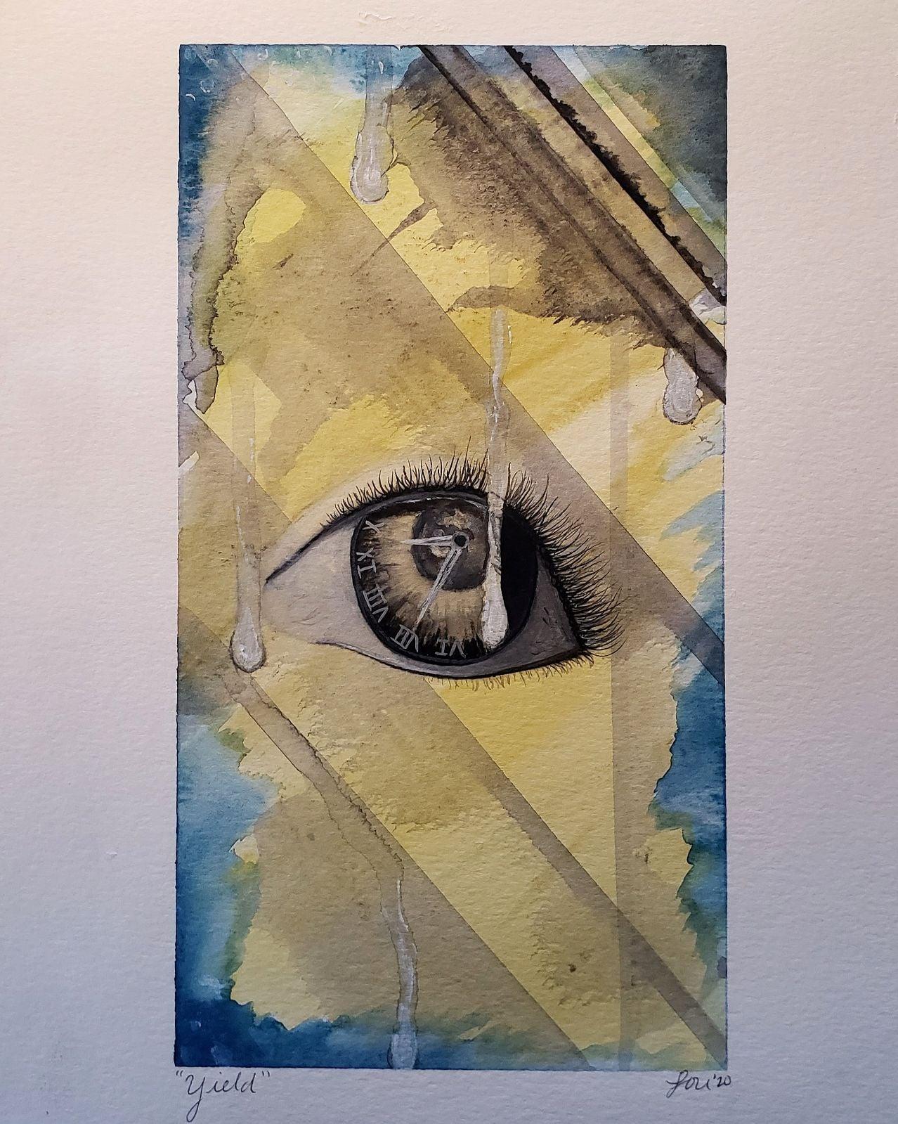 Yeild - print 8x10