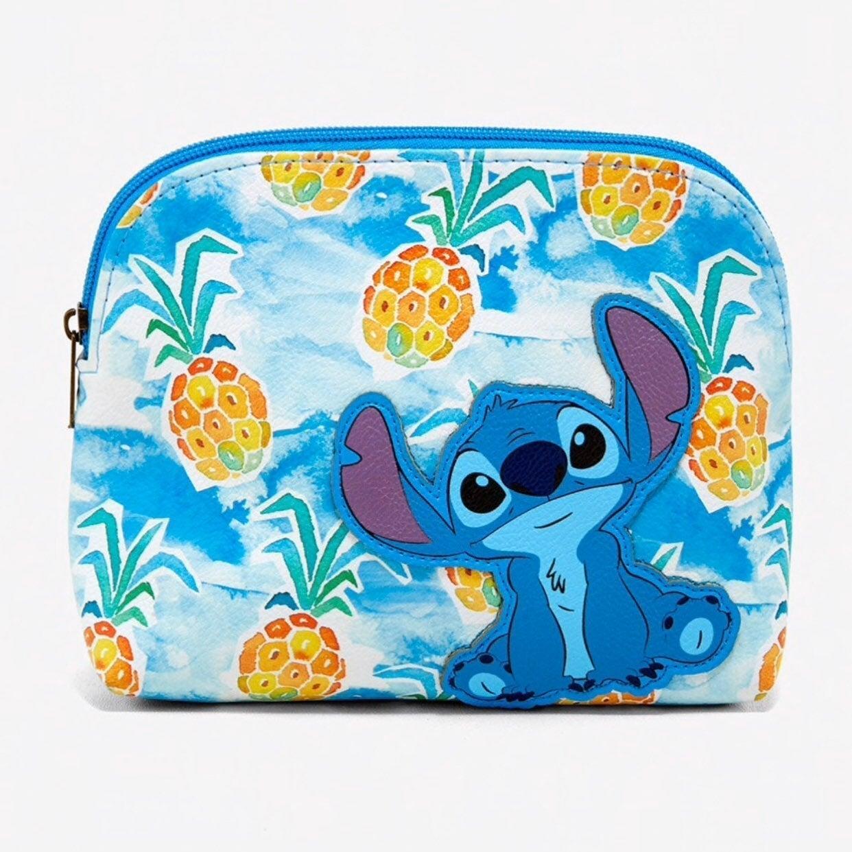 Loungefly Disney Stitch Pineapple Pouch