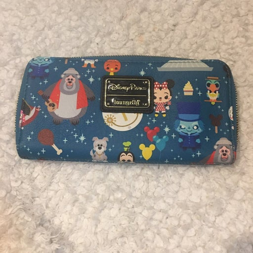 Loungefly wallet