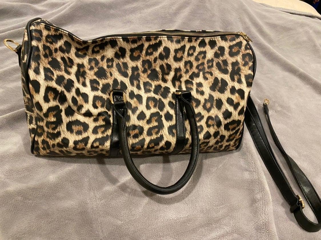weekender bag and tops bundle