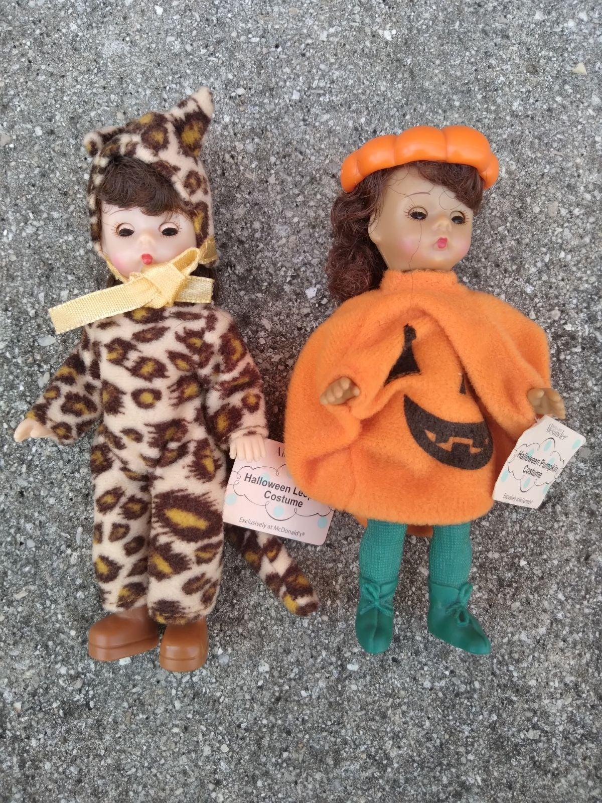 Madame Alexander Dolls Halloween Leopard