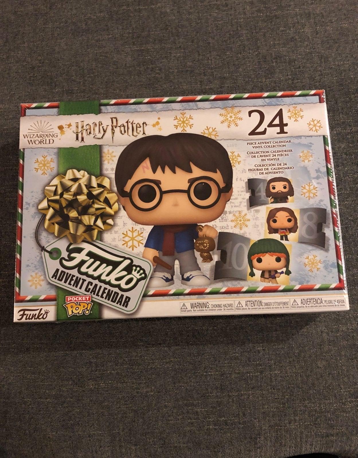 Harry Potter 2020 Pocket Pop! Advent