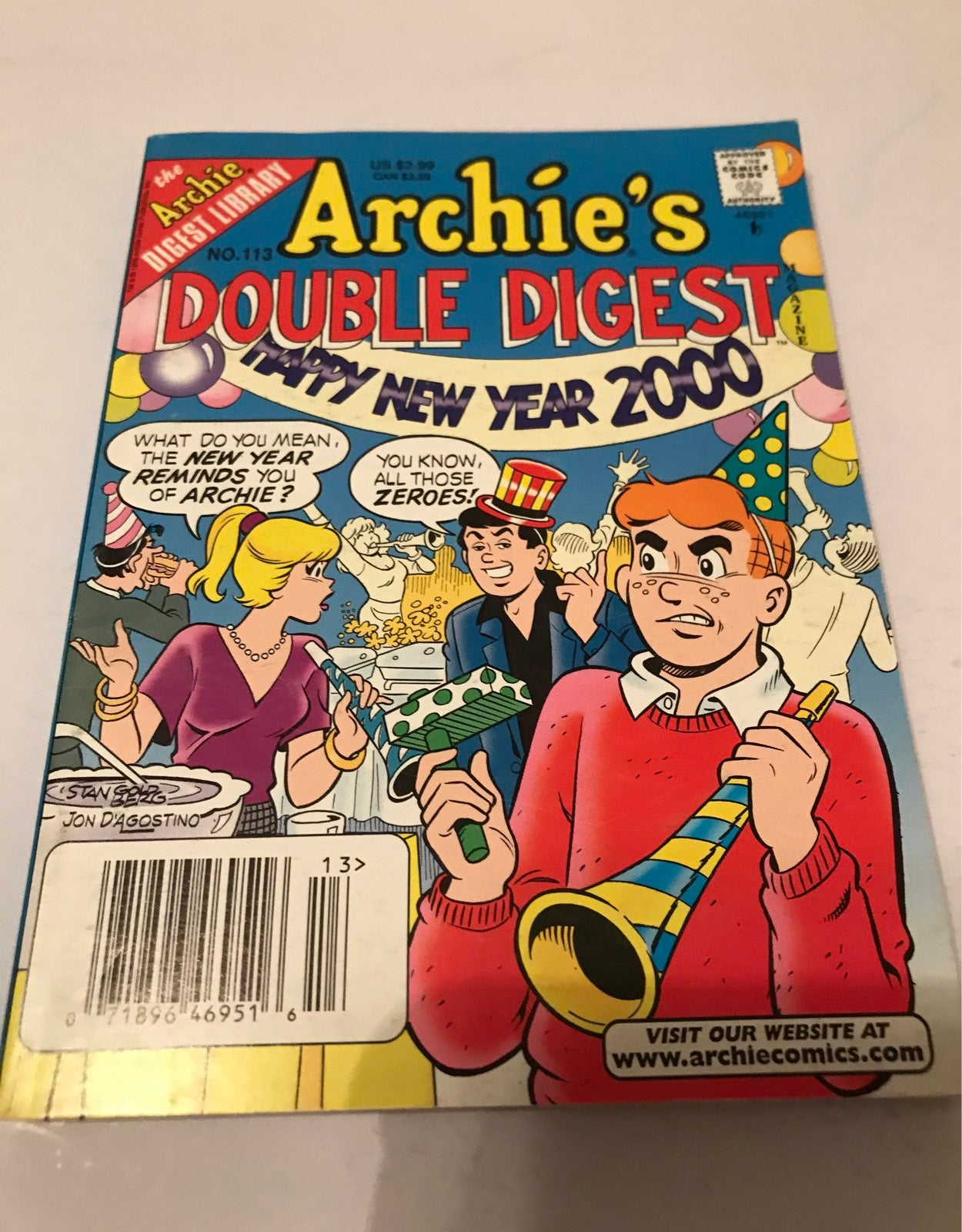 Archies Double Digest