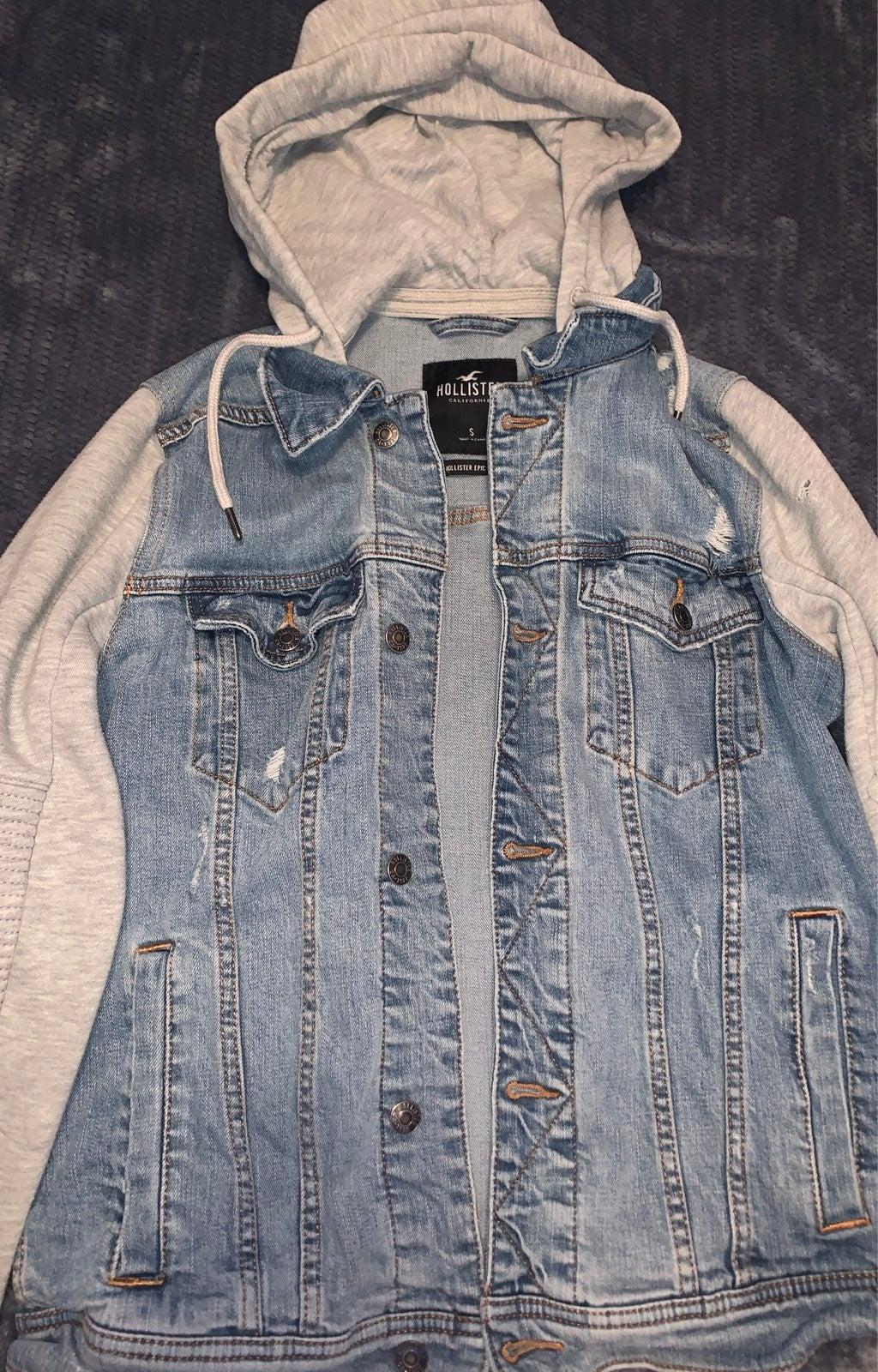jean jacket men