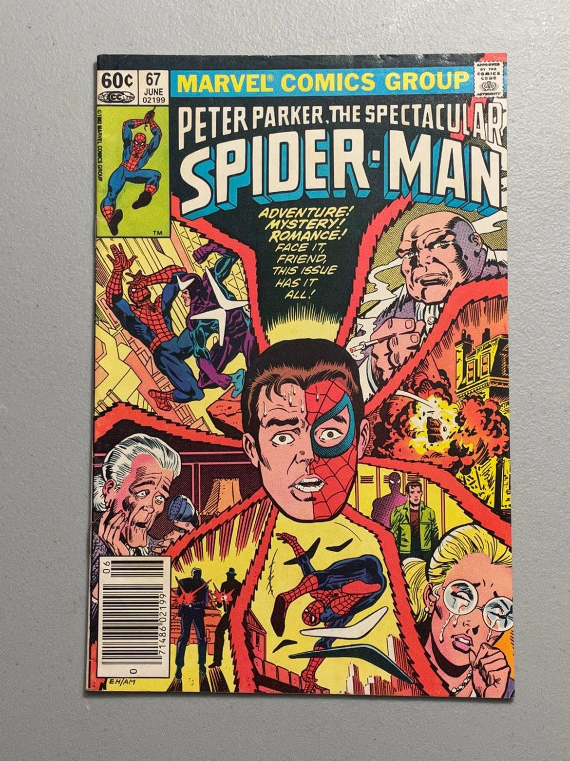 Spectacular Spider-Man # 67