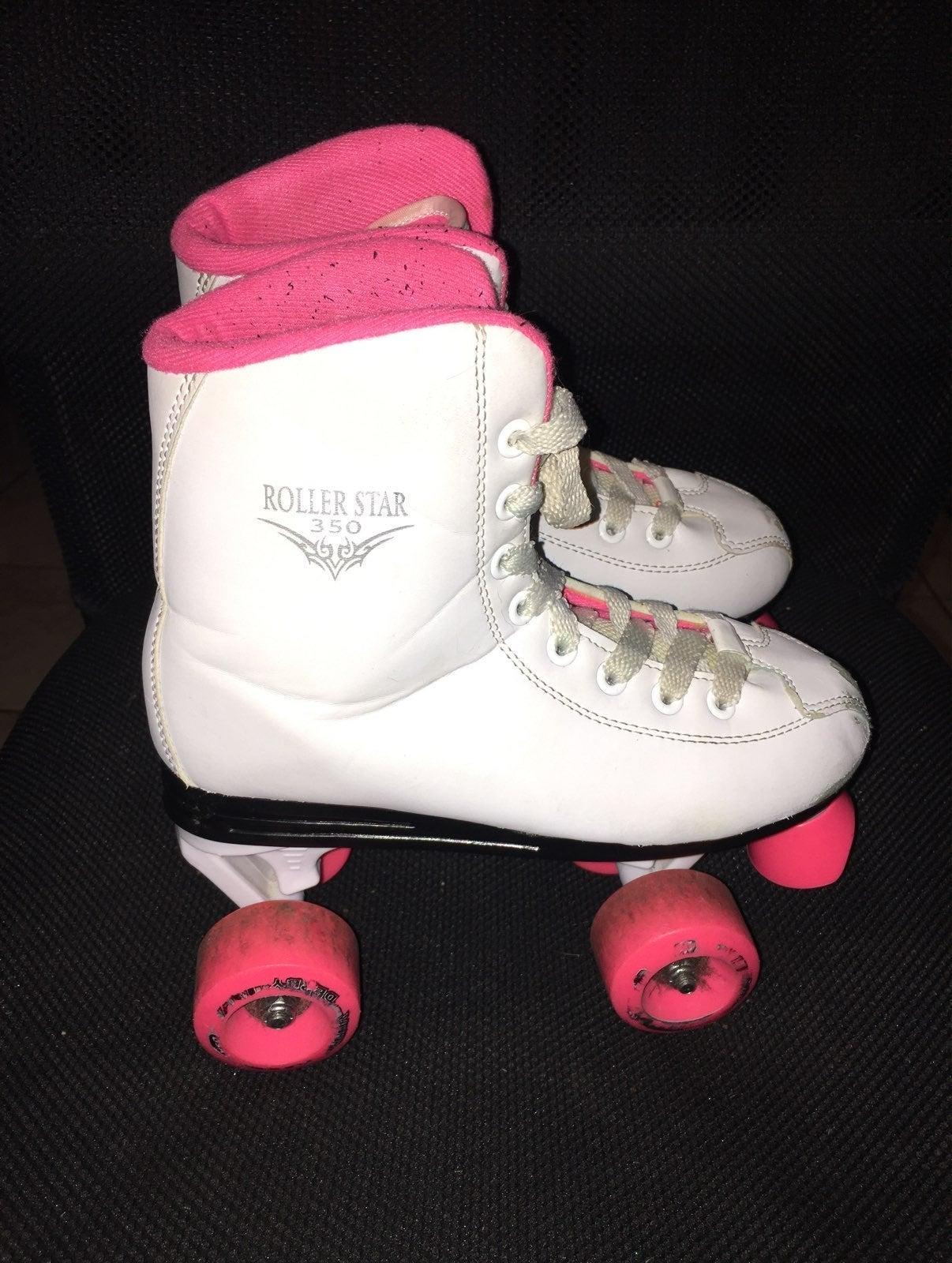 Girls Roller Derby Skates Size 4