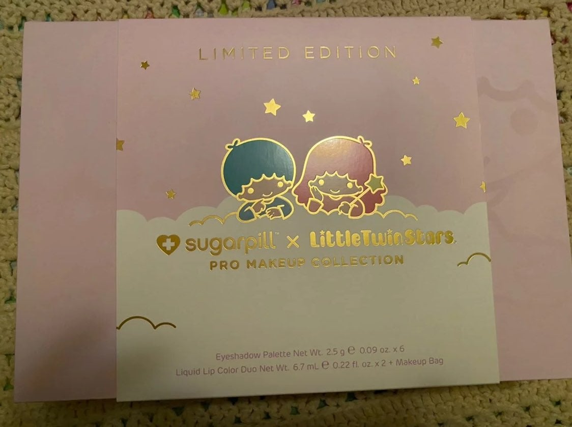 Little Twin Stars Makeup Collection