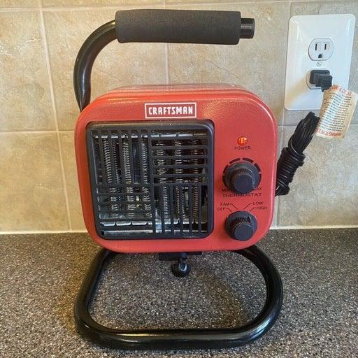 Craftsman Shop Heater Model #13090250310