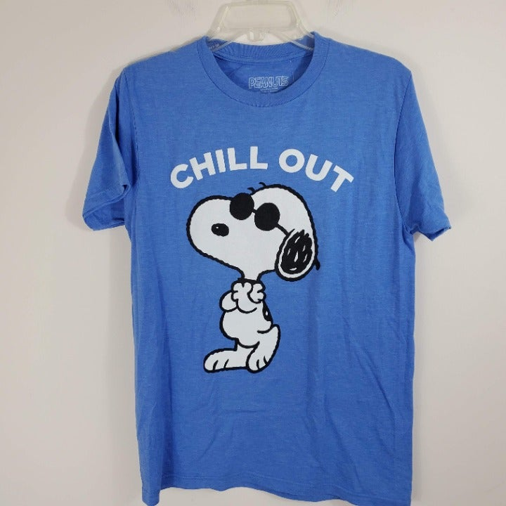 Men's Peanuts Snoopy Graphic Tee