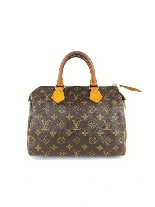 Louis Vuitton Monogram Speedy 25 Boston