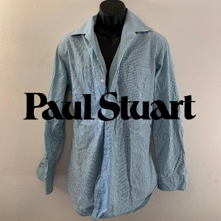 Paul Stuart High Design Shirt XL