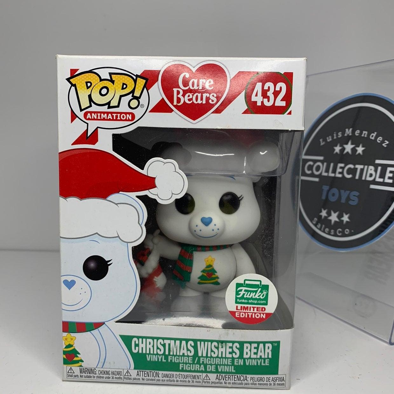 Funko pop christmas wishes bear 432