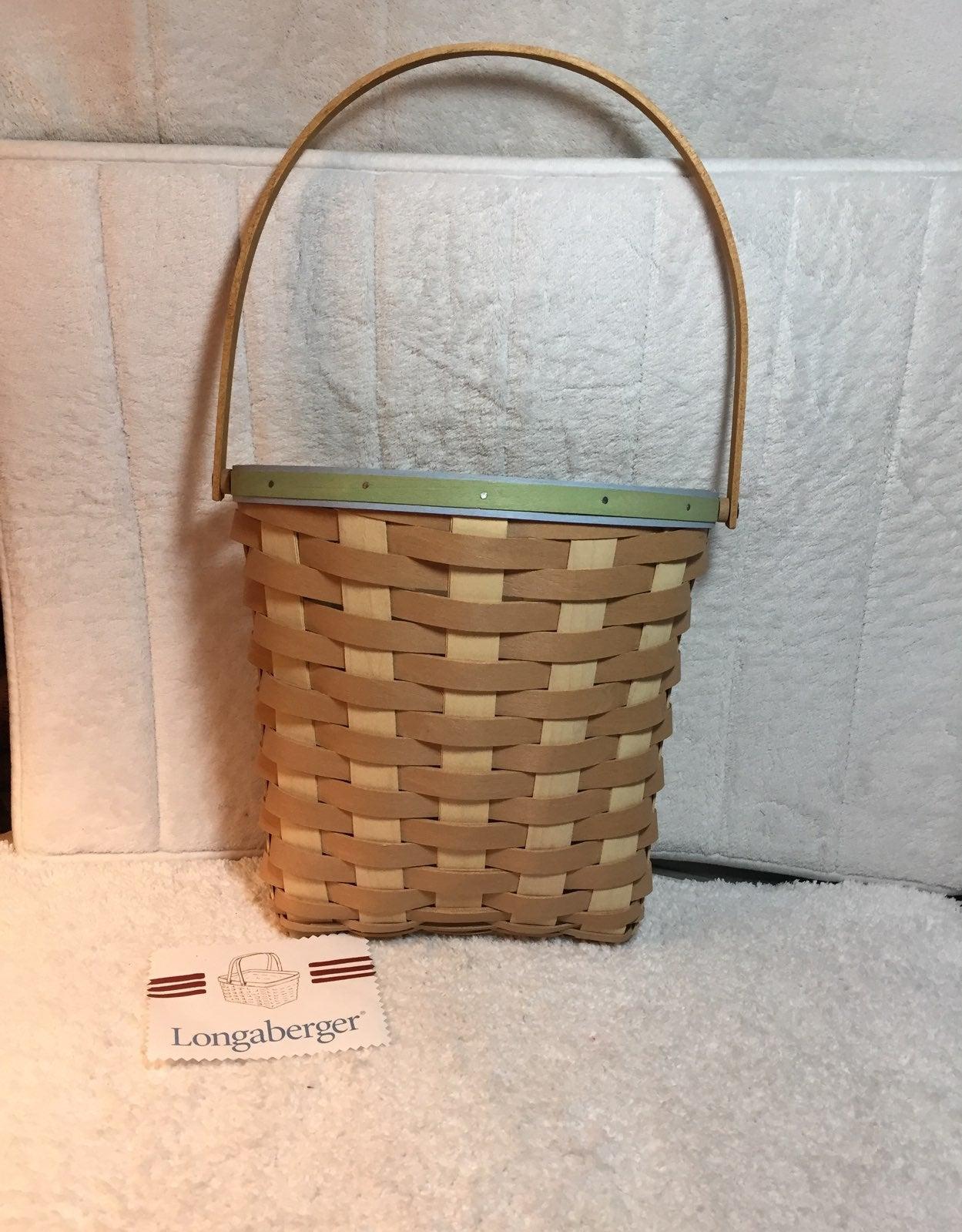 Longaberger Swing Hanging Basket- New