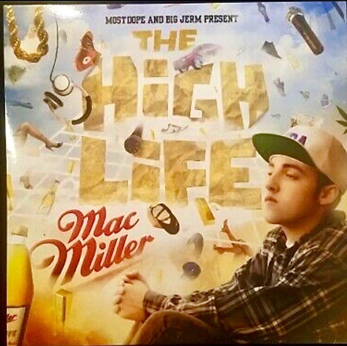 Mac Miller The High Life Vinyl Record