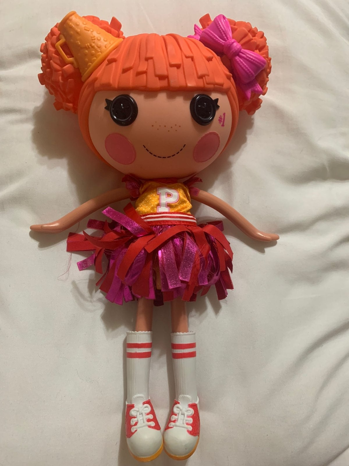 lalaloopsy dolls cheerleader