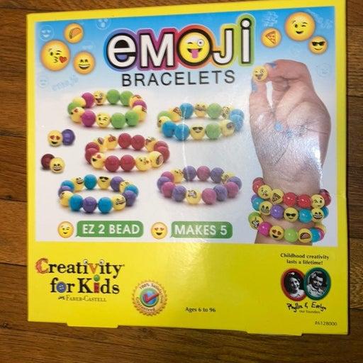 Emoji Braclets