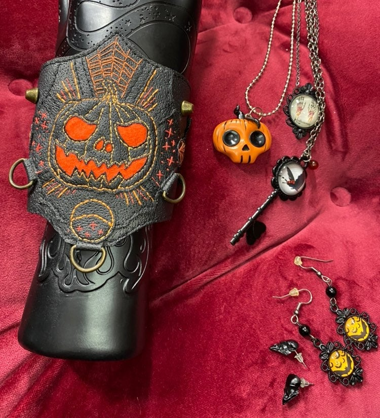 Halloween Spooky Jewelry Bundle