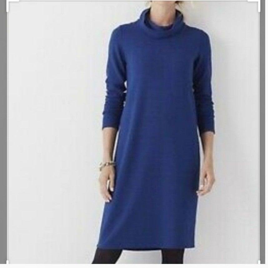J. Jill Wearever Co ribbed dress small