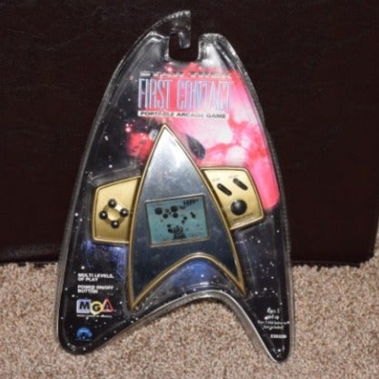 Star Trek Portable Arcade Game