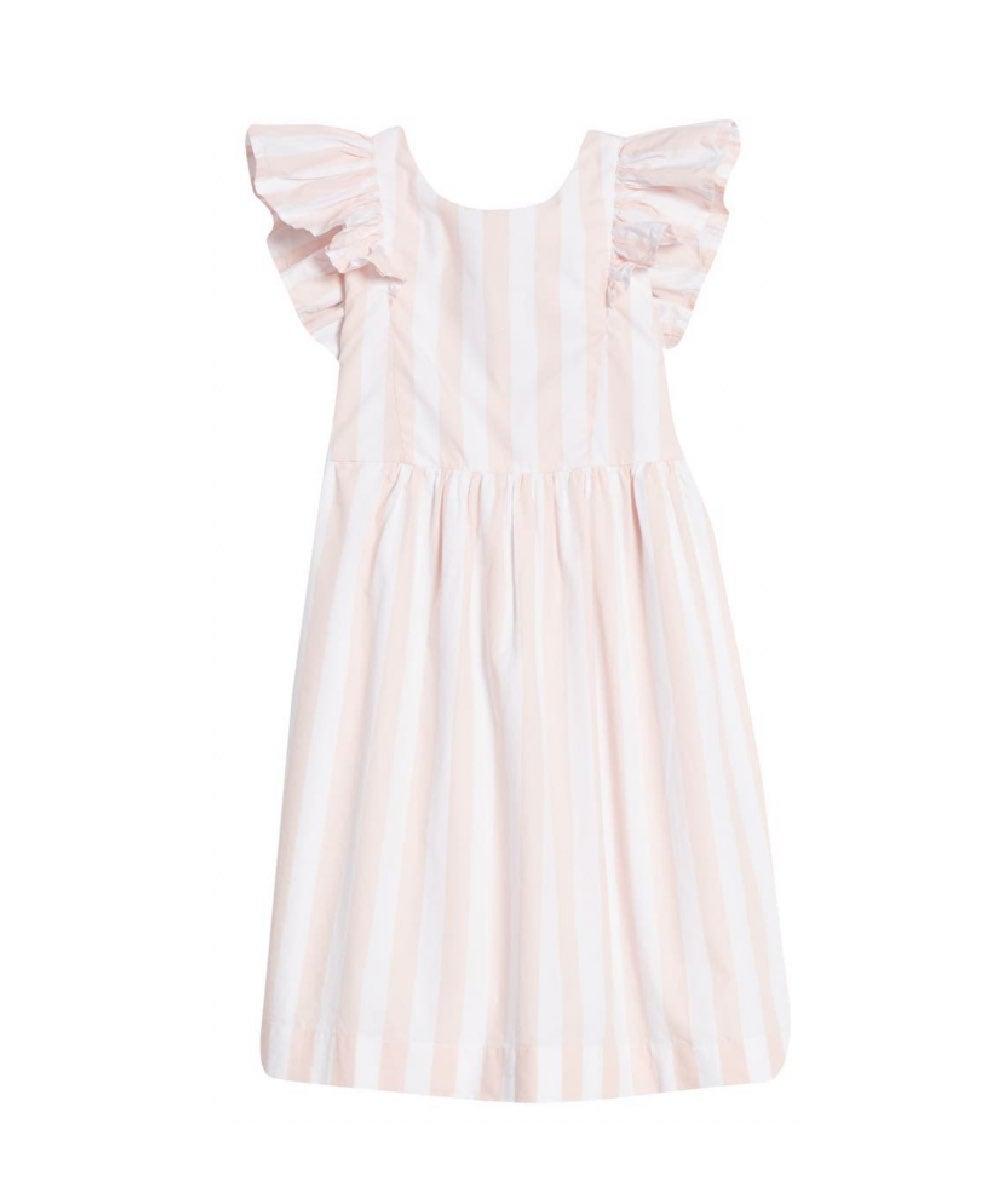 Nordstrom Girl Stripe Bow Back Dress