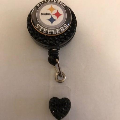 Pittsburgh Steelers badge reel