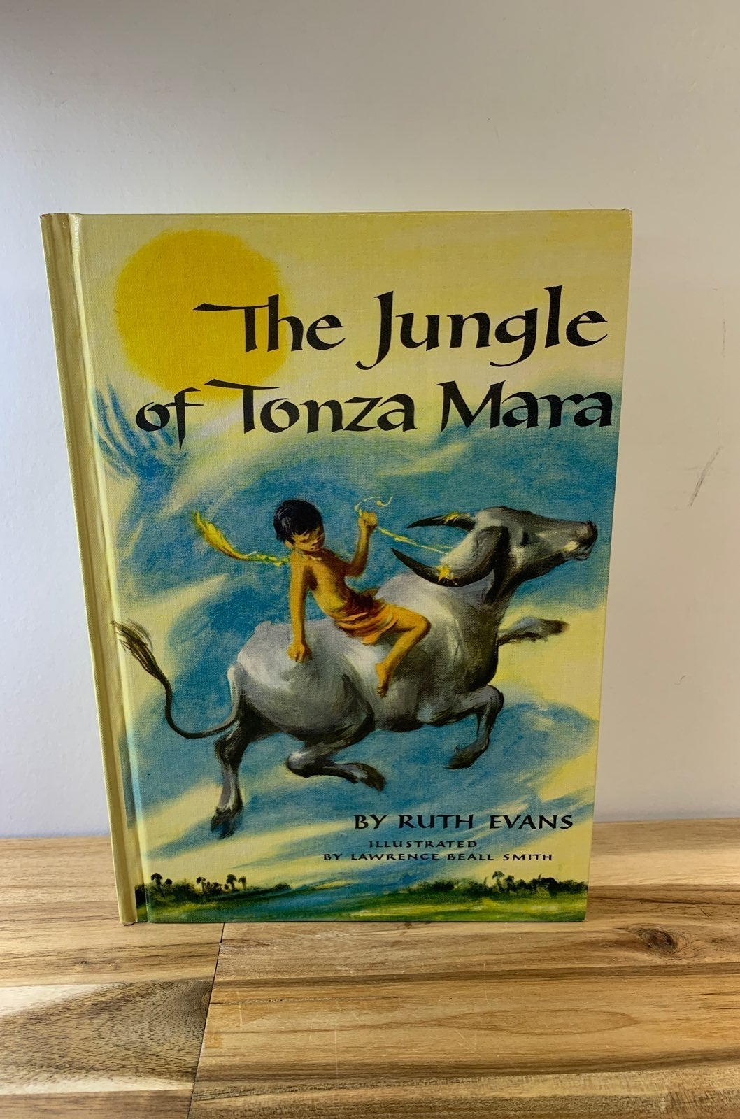 Jungle of Tonza Mara 1st edition hardcov