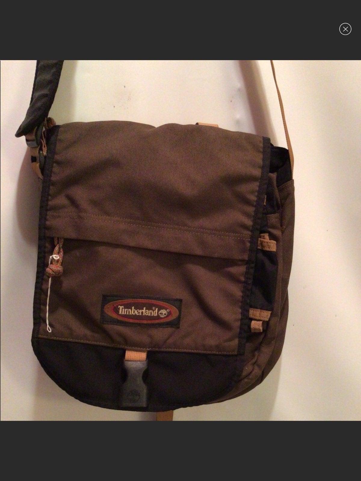 Timberland Unisex Messenger Bag