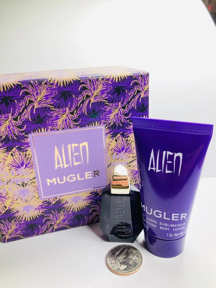 Alien by Thierry Mugler 2Pcs Set Mini -